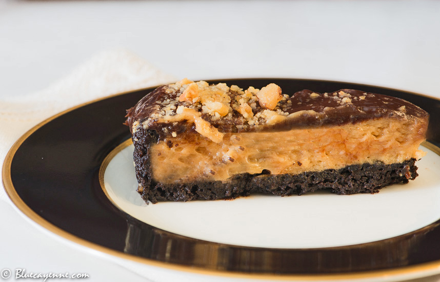 Peanut Chocolate Tart4