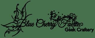Blue Cherry Faerie