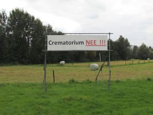 Banner sign example