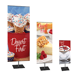 indoor-classic banner stand