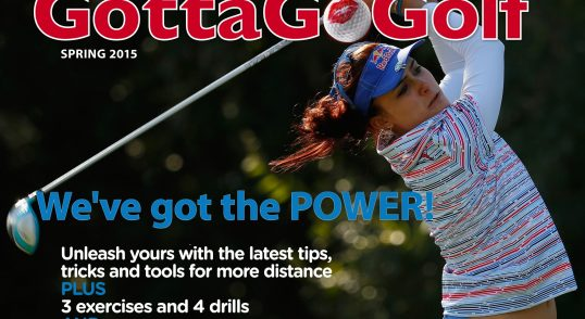 Image of GottaGoGolf magazine