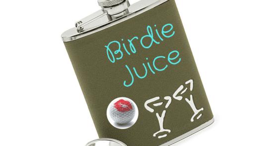 Blog post image of flask