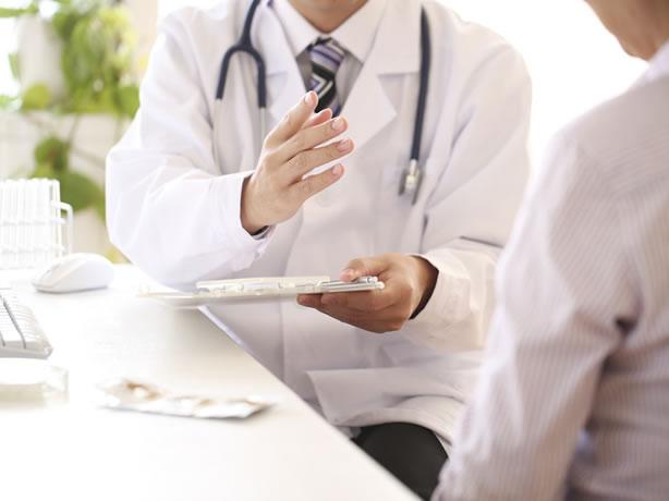 産業医による高ストレス者の面談