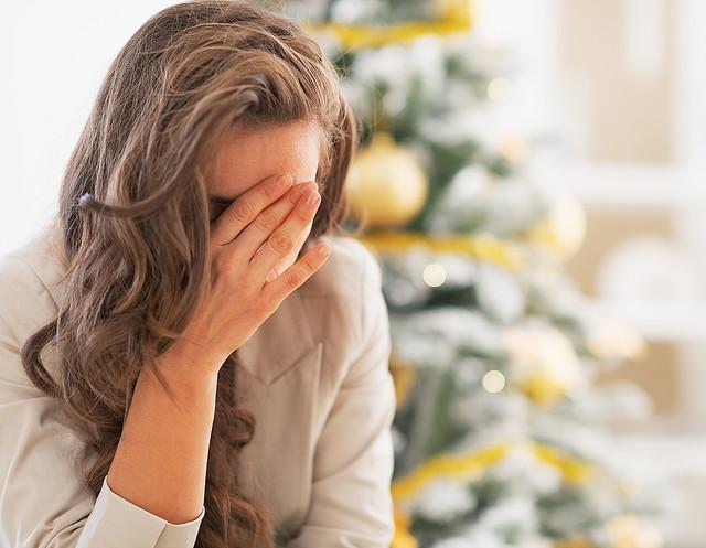 冬のメンタルヘルス不調