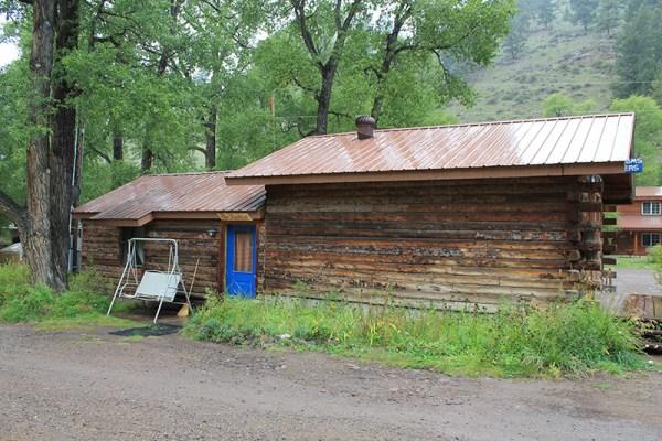 Blue Shadow Cabin