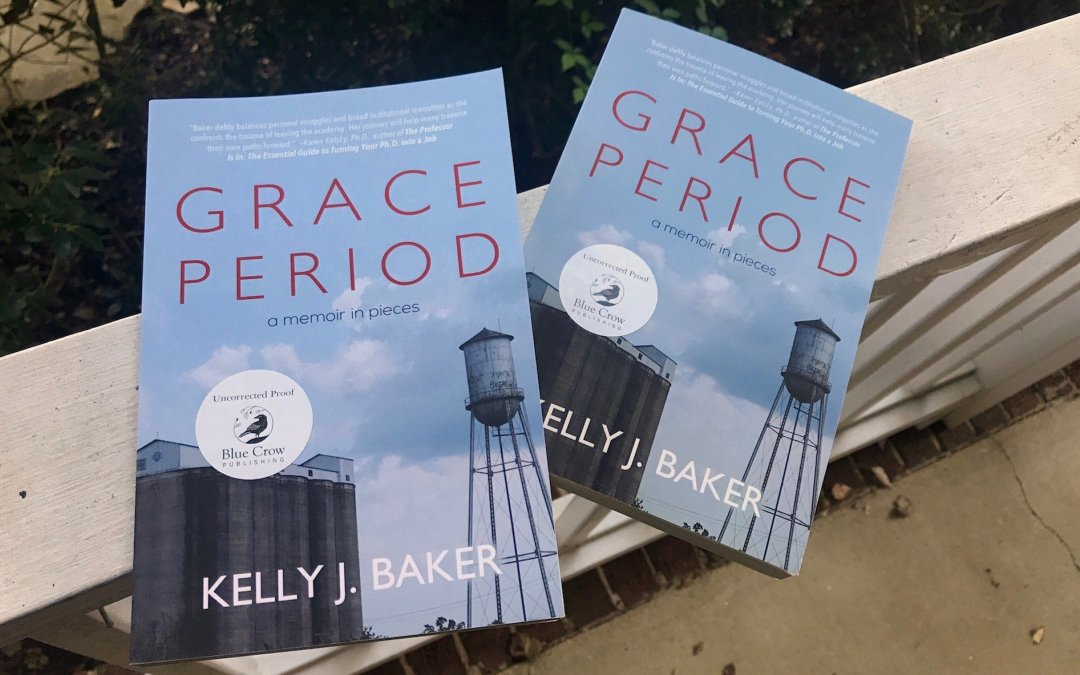 GIVEAWAY: Win 1 of 2 Proofs of GRACE PERIOD
