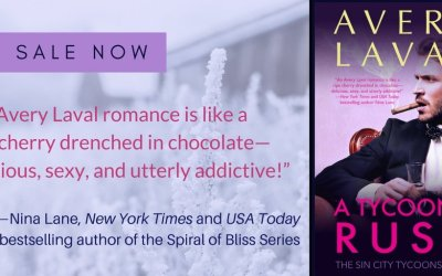 On Sale Today: A Tycoon's Rush