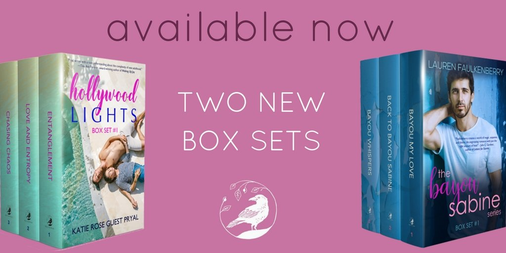 Valentine's New Releases: Two Box Sets