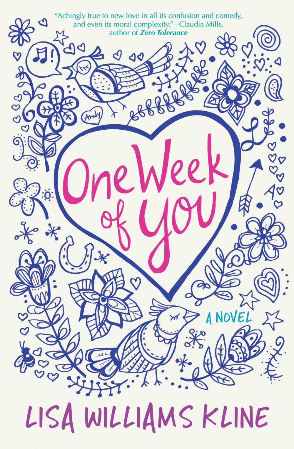 One Week Kline Cover