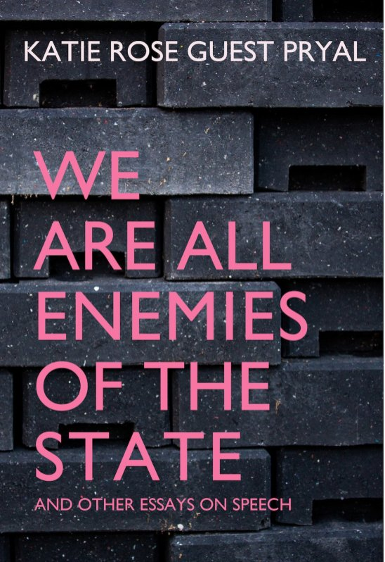 Pryal cover ENEMIES OF STATE WEB
