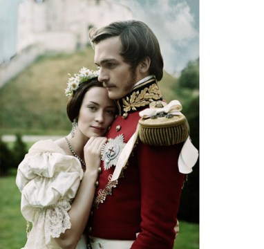 The Young Victoria,Emily Blunt,Rupert Friend