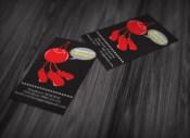 Trà Chuông Gió,card