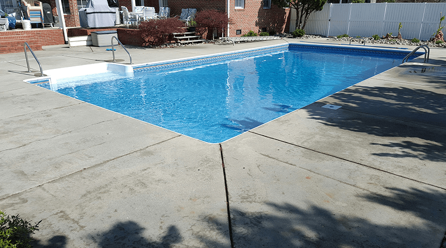 blue diamond pool service, swimming pool renovation, pool liners, high point, North Carolina, NC