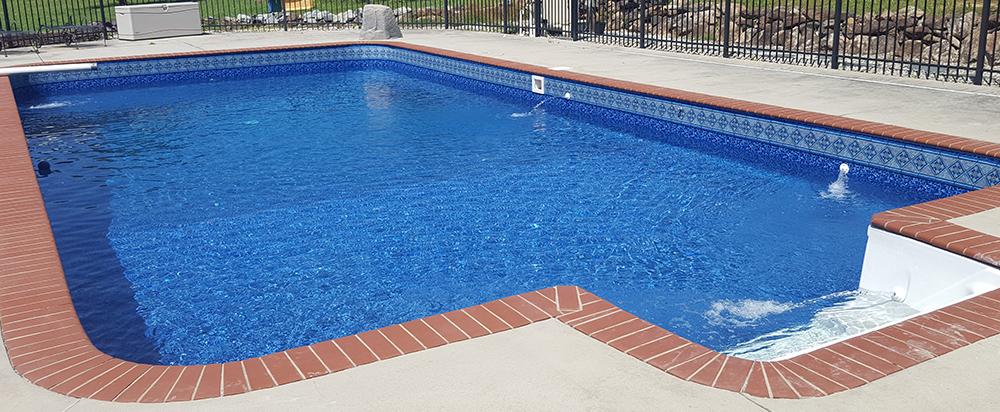 McDowell Pool Liner