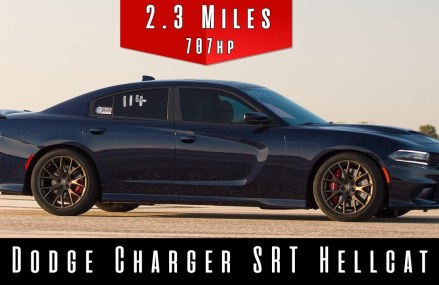 2017 Dodge Charger SRT Hellcat (Crazy Top Speed) For 54810 Balsam Lake WI
