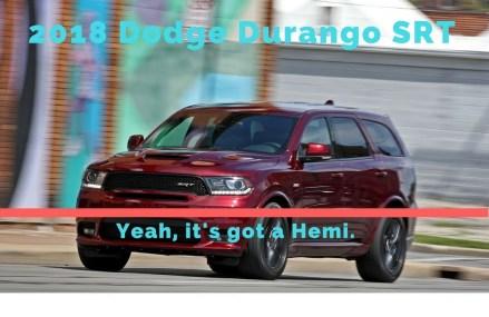 [HOT] 2018 Dodge Durango SRT Interior The 3-Row Muscle SUV Alexandria Virginia 2018