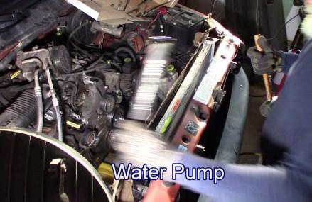 2001 Dodge Ram 1500 5.9 Timing Cover Coolant Leak – Part 1 Grand Prairie Texas 2018