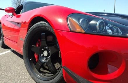 Dodge Viper Acr at Lake Geneva Raceway, Lake Geneva, Wisconsin 2018