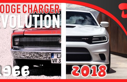 Evolution of the DODGE CHARGER   Car Evolution 1966 – 2018 From 32702 Altoona FL