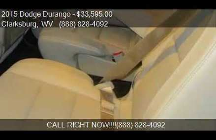 2015 Dodge Durango Citadel AWD 4dr SUV for sale in Clarksbur Hialeah Florida 2018