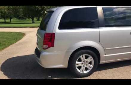 2011 Dodge Grand Caravan Crew Used BJ329P From New Hill 27562 NC
