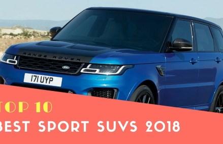Top 10 Best Sport SUVs 2018 – Best Cars 2018 – Phi Hoang Channel. Washington DC 2018
