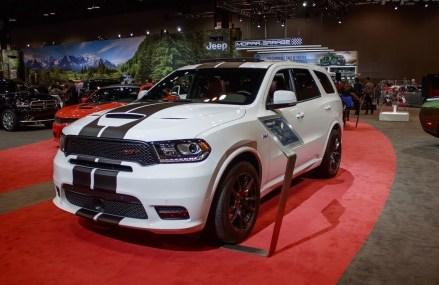 2018 Dodge Durango SRT By Mopar Review – Exterior Interior Pembroke Pines Florida 2018