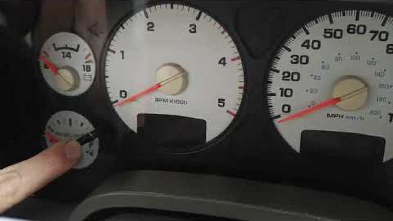 How to reset gauge cluster 2003-2009 dodge ram For New