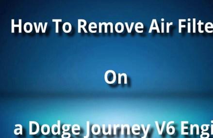 2009-2017 Dodge Journey Air Filter Replacement For Natchez 71456 LA