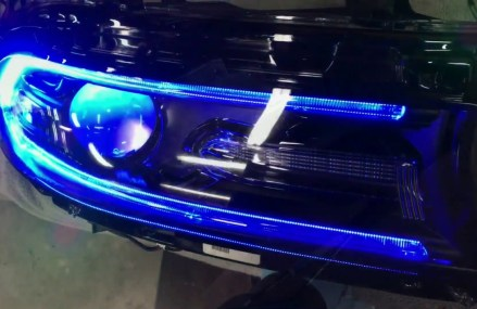 2018 Dodge Charger RGBW DRL Boards & Demon Eyes in 96129 Beckwourth CA