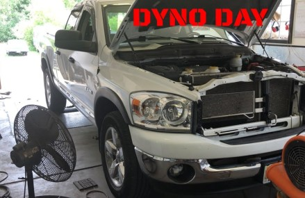 2008 Dodge Ram 1500 Hemi Stock Dyno Run Video Found at 69365 Whiteclay NE