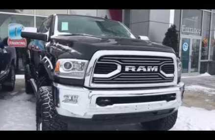 CROSSTOWN CUSTOMS | 2018 Ram 2500 Laramie Longhorn | 18RC5131 | Crosstown | Edmonton AB Place 29175 Westville SC