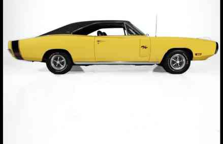 1970 Dodge Charger RT For Sale – Yellow 440 at 32703 Apopka FL