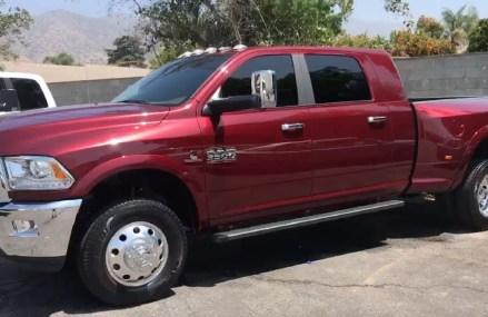 2018 Dodge Ram Dually at 95130 San Jose CA