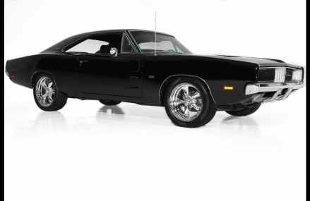 1969 Dodge Charger For Sale – 383 Black For 78935 Alleyton TX
