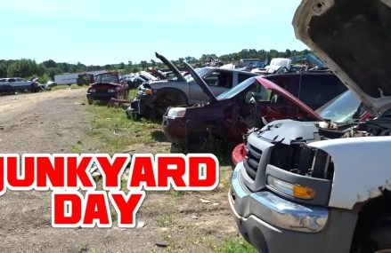 GOING TO THE JUNKYARD! Place 13603 Watertown NY