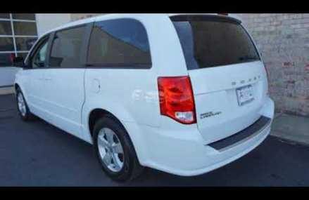 2013 Dodge Grand Caravan Laurel MD Columbia, MD #04643R From Minneapolis 55455 MN