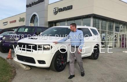 2018 Dodge Durango SRT 392 Columbus Ohio 2018