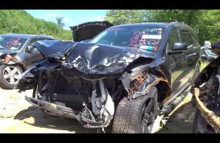 NEATR presents Parting Out on a 2014 Dodge Durango | Part Number: N01260 Sunnyvale California 2018
