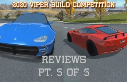 Dodge Viper Reviews at Beech Ridge Motor Speedway, Scarborough, Maine 2021