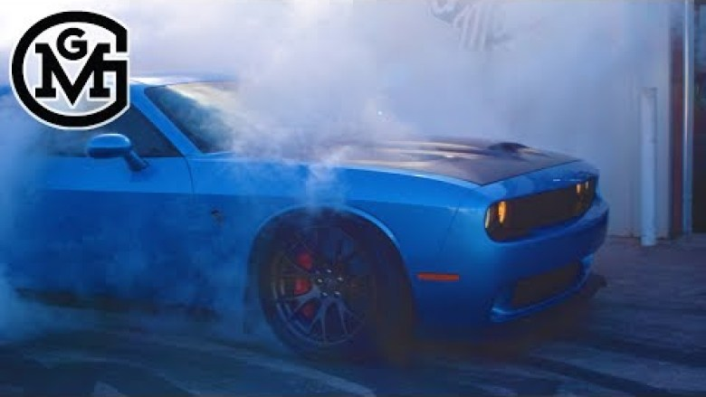 1200HP Dodge Challenger Hellcat Tears Up Gas Monkey - Build Of The Week 2019