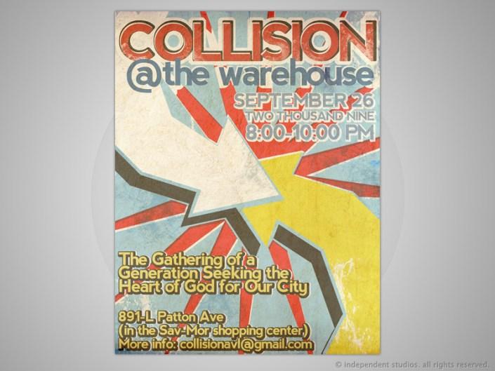 Collision Ad Design