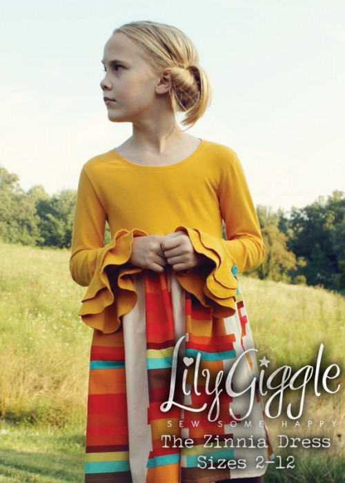LilyGiggle Children's Clothing Patterns