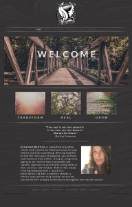 Web Design for Grassroots Nutrition