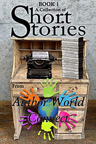 'Lambs Of War' Featured In A Collection Of Stories From AuthorWorld Connect