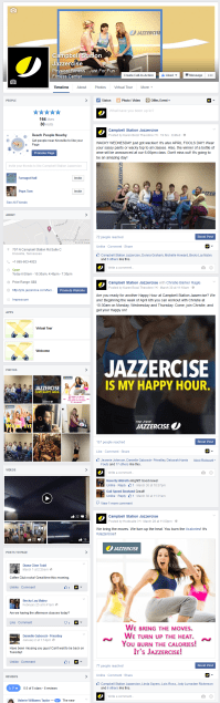 CS Jazz Facebook Page