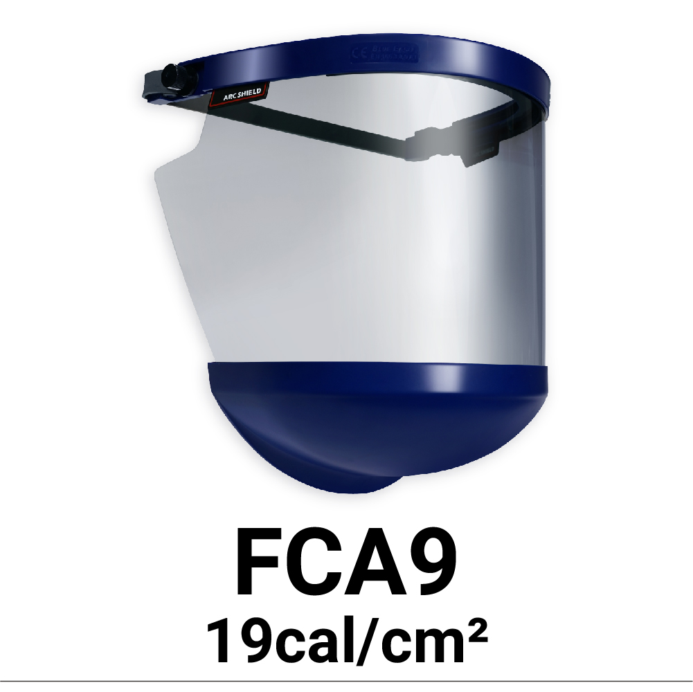 Arc Flash Faceshields|FCA9