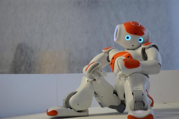 Blue-Eagle-Academic-NAO-Robot