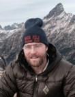 Ethan Casey in the Cascades