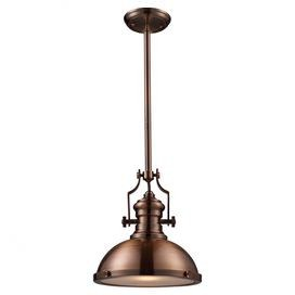 Houston+Pendant+in+Antique+Copper
